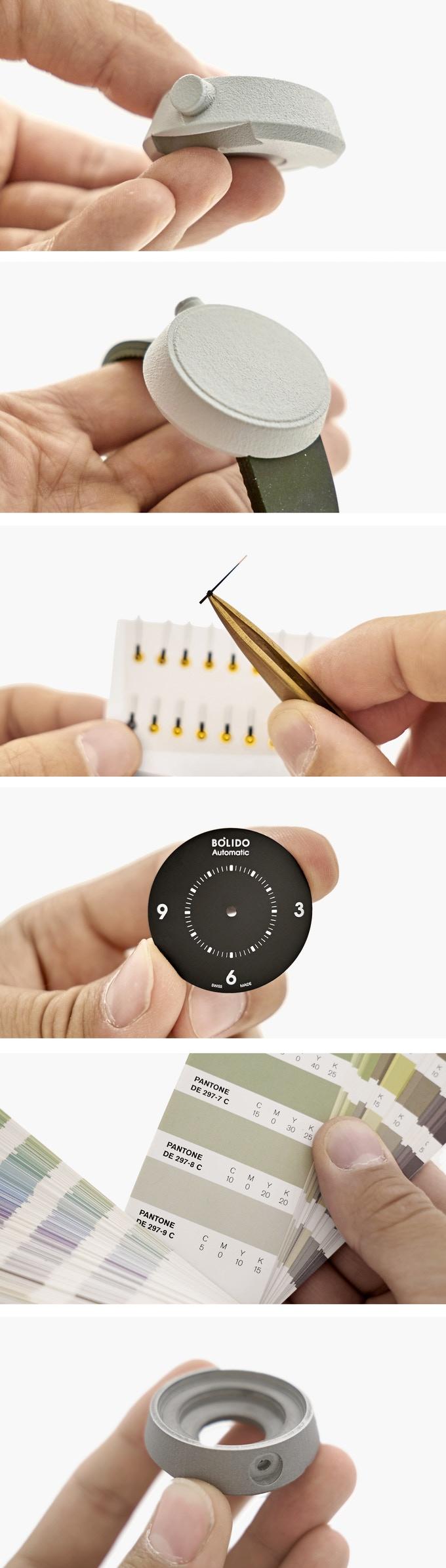 Bólido- Swiss selfwinding mechanical timepieces | Indiegogo