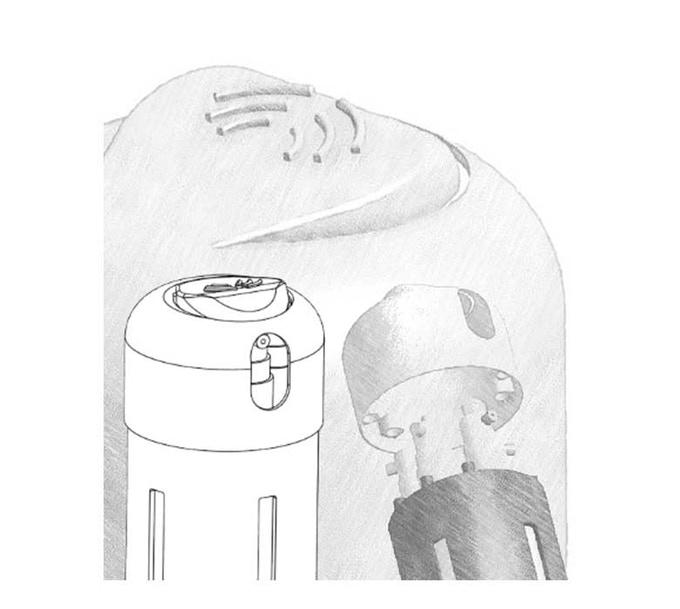 GoBout : 여러 세면도구들을 하나의 휴대용 보틀로! - (주)위너스랩