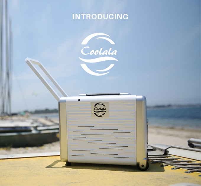 In&Outdoor Solar Powered Portable Air Conditioner | Indiegogo