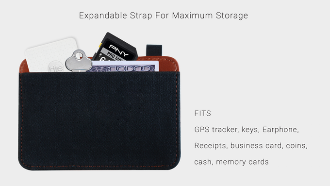 Minimalist wallet 77cart smart pull out strap quickly access your multiple cards up to 6 cards the elastic strap holds your items firmly and will automatically retract once reheart Gallery