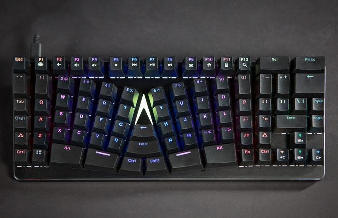 Механические кнопки клавиатуры X-Blows с подсветкой и настройкой макросов