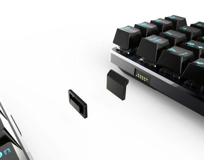 Цифровая клавиатура для X-Blows