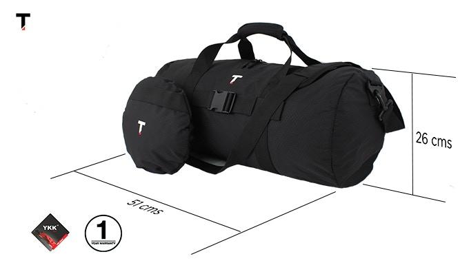 95136e286f3e Taskin Kompak - Travel Gear Gets a Serious Upgrade