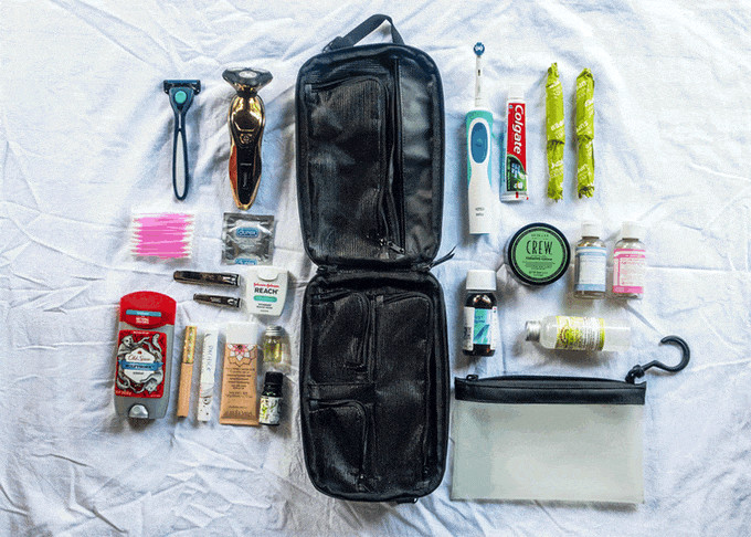9f6b96c817 The Best Toiletry Bag For Travel The Explorer PLUS