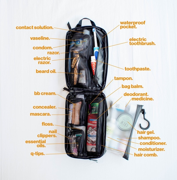 c4ca30952a The Best Toiletry Bag For Travel The Explorer PLUS