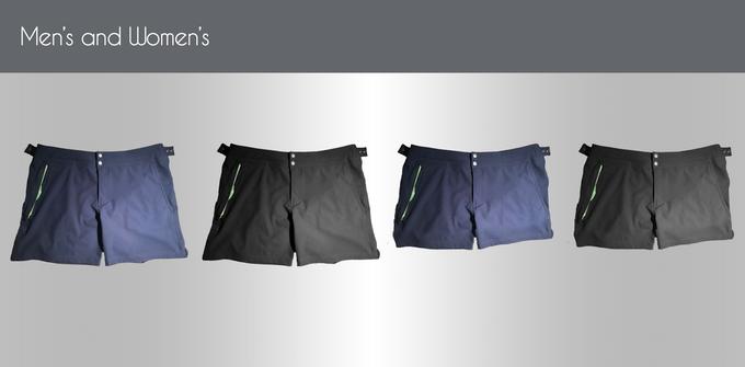 36593a9745 Aquanautia Waterproof Pocket Shorts | Indiegogo