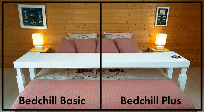 Bedchill The Overbed Table Ingogo, Overbed Table Queen Bed