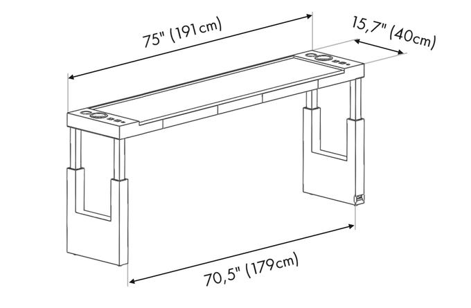 M size Bedchill dimensions