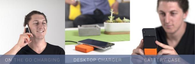 BricksPower, first-ever true wireless charger   Indiegogo