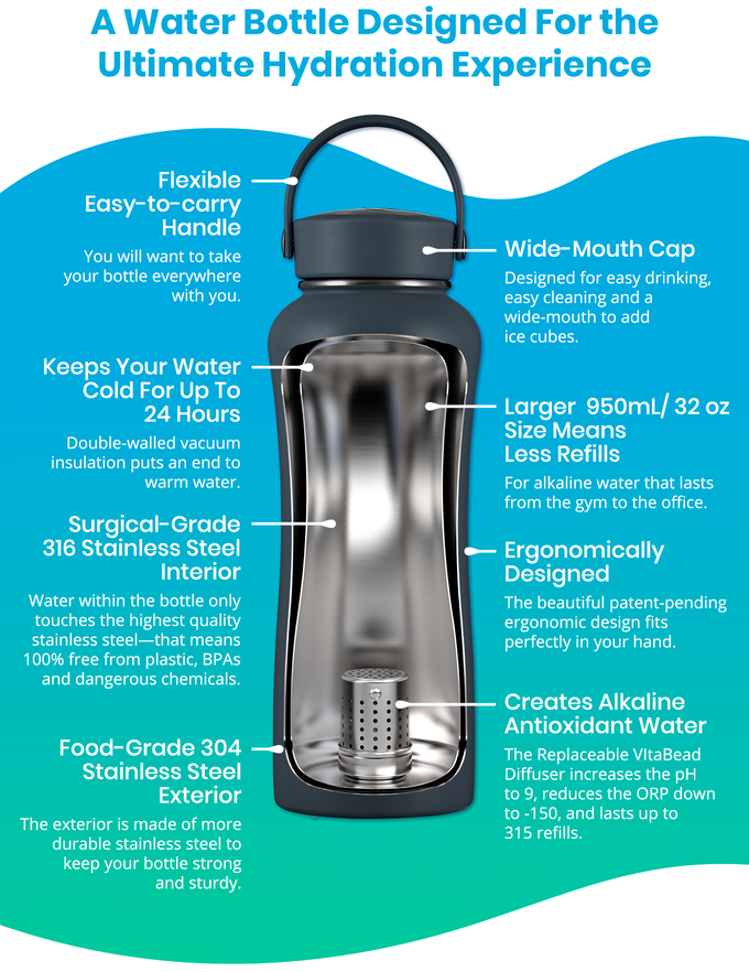 The Insulated DYLN Water Bottle | Indiegogo