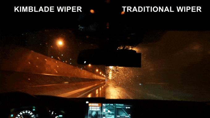 KIMBLADE: Average Windshield Wiper Reinvented | Indiegogo