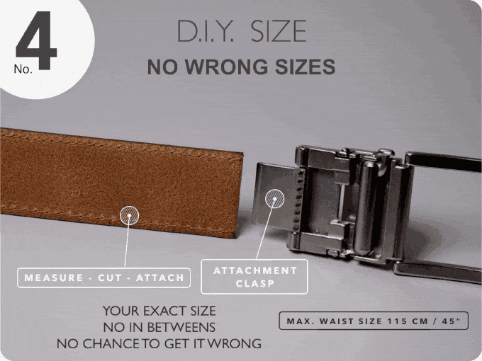 5022cd489b4 SMART BELT 3.0 - THE MOST FUNDED ACCESSORY | Indiegogo