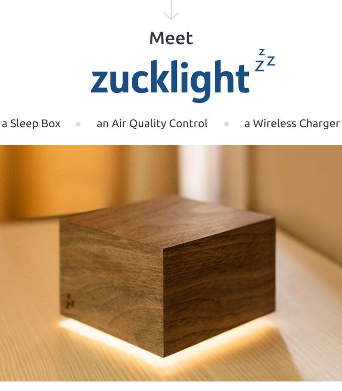 Sleep Box, Wireless Charger, Air Quality System   Indiegogo